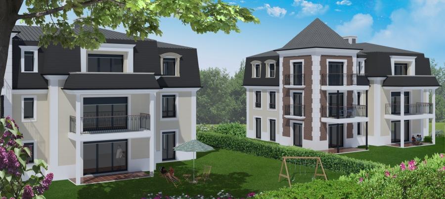 LES JARDINS DE SAINT MAUR - Vivenda Immobilier. Des ...